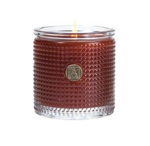 Aromatique Pumpkin Spice Scented 5.5 oz.(156g) Candle in Glass - £13.52 GBP