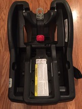 Graco SnugRide Click Connect 30/35 Infant Baby Car Seat BASE ONLY, Black - $19.99
