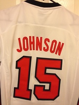 Earvin Magic Johnson USA Dream Team Jersey image 4