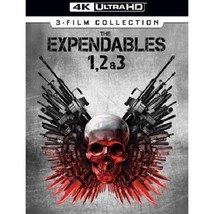 The Expendables 3-Film Collection 1, 2 & 3 (4K Ultra HD)