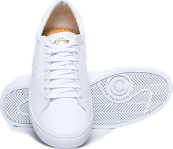 Trainers Spencer Canvas B6281 Fred White Perry Men's Shoes 200 qEXwpFw