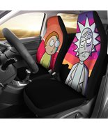 Rick and Morty #4 - Car Seat Covers (2pc Set) - $79.99+