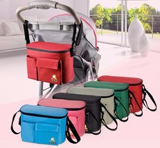 Baby Insular Stroller Bag Thermal Insulation Nappy Bag Multifunctional  - $29.99