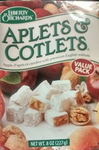 Liberty Orchards Aplets & Cotlets Gift Box 8 oz - $11.24