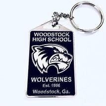 Woodstock High School Key Chain - US SELLER - £11.82 GBP