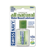 Swiss Navy Mini-All Natural 20ml - $8.79