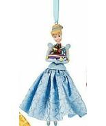 Disney Store Princess Cinderella  Sketchbook Ornament - $39.95