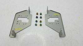Radio Brackets With Bolts 1998 99 00 01 02 Lexus LX470 - $88.11