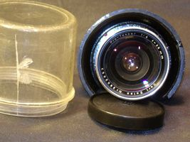 Carl Zeiss Pro-Tessar Lens f=35mm with fitted Zeiss Ikon Case AA-192034 Vintage image 7