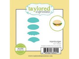Taylored Expressions Hamburger Die Set #TE583