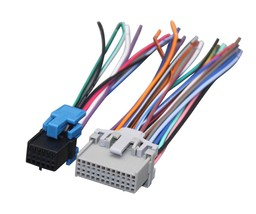 Hot Selling For METRA 71-2003-1 2002-2004 GMC Envoy Radio Stereo Wire Ha... - $9.49