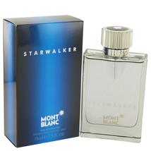 Mont Blanc Starwalker Cologne 2.5 Oz Eau De Toilette Spray image 1