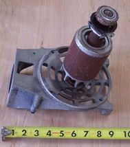 Old Compressor Part ~ May be good for Steampunk/Machine Age Lamp  - $7.60