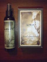 Wen by Chaz Dean 3 Piece Sweet Almond Mint Travel Kit + Bonus - $32.40