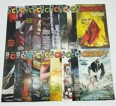 Creepy 5-7 9-16 18-24 Nearly Complete Set Vol 2 Dark Horse Comic Book Lo... - $232.19