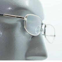 Reading Glasses Low Rise Silver Frame Lightweight Spring Temples +3.00 Lens - $21.00