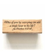 Stampabilities Rubber Stamp sample item