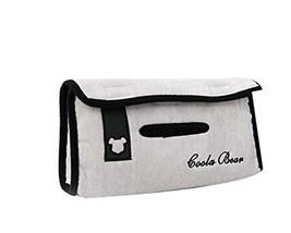 PANDA SUPERSTORE Creative Car Tissue Box Hanging Tissue Box Auto Supplies Tissue