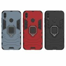 Huawei Y6 Y7 Pro P SMART 2019 Enjoy 9 Case Armor Kickstand Hybrid Cover - $3.65