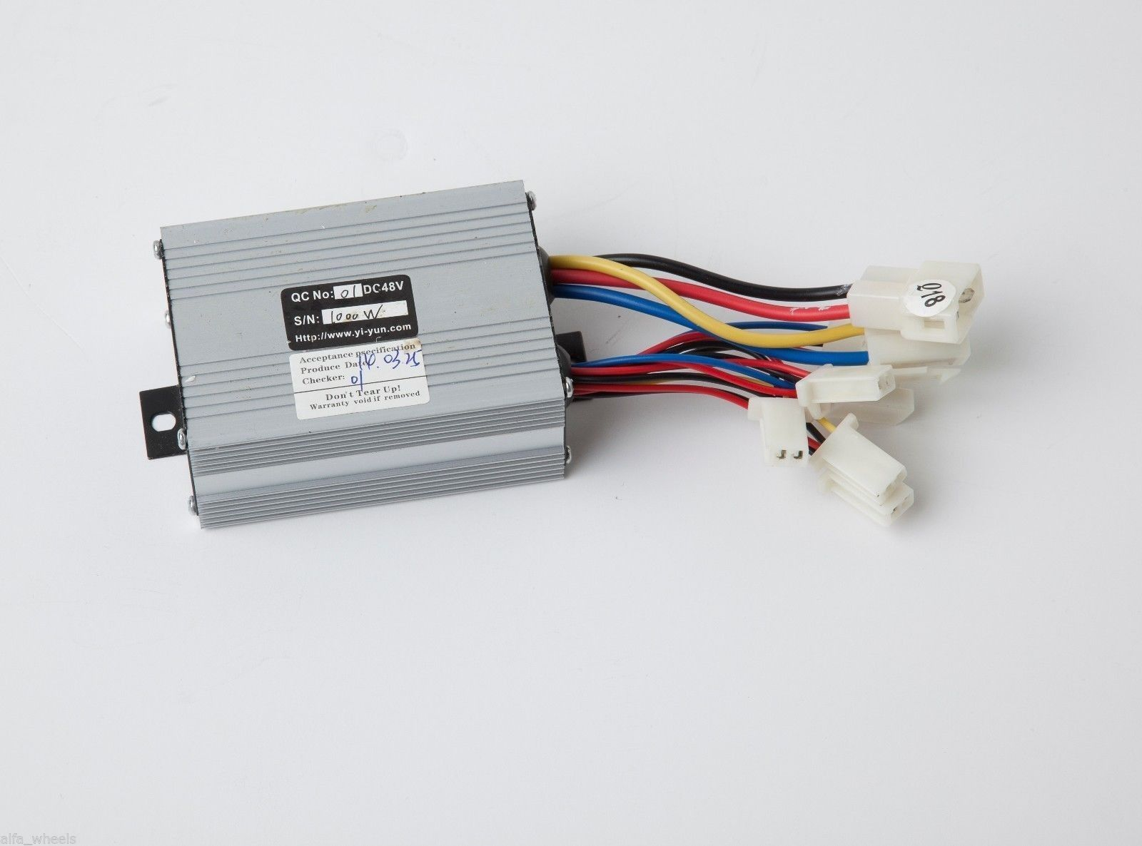1000 watt 36v dc speed control for scooter mini bike quad for Speed control electric motor