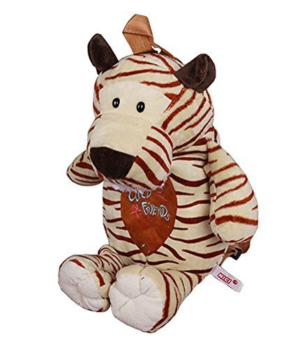 Fashion Infant Animal Knapsack Toddle Backpack Kindergarten School Bag Tiger