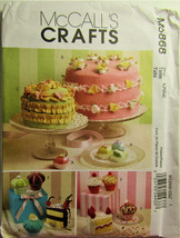 McCall's M5868 Sewing Pattern - $3.33