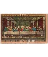 Postcard The Last Supper Window, Forest Lawn Memorial Park, Glendale, California - $10.84