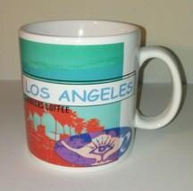 Los Angeles Starbucks Mug / 1999 / Randy's Donuts / Coffee Tea Home Offi... - $24.24