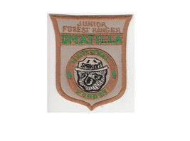 Smokey the Bear Junior Forest Ranger Badge Umatilla  Pendleton, OR 4in - $9.99