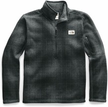 Men's The North Face Gordon Lyons Novelty 1/4 Zip Pullover Asphalt Grey ... - $69.30