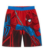 SPIDER-MAN UPF50+ Bathing Suit Swim Trunks w/Optional Sunglasses Sz. 2T ... - £11.88 GBP+