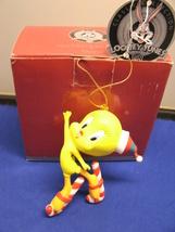 Looney Tunes Tweety Bird on Skates JOY Hanging Ornament - New in box -  ... - $19.99