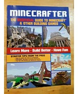The Unofficial Guide to Minecraft and Other Building Games Learn Build H... - $5.53