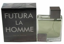Futura La Homme By Armaf 3.4oz/100ml Eau De Parfum Spray Men New In Box - $24.99