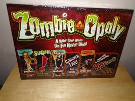 Zombie-opoly Board Game - $19.99