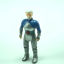 DINORIDERS ACTION FIGURE VINTAGE 1987 TYCO diplodocus driver Mind Zei wh... - $19.75