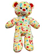 "New Build a Bear 20th Anniversary Confetti Birthday 16"" Stuffed Plush Toy - $49.45"