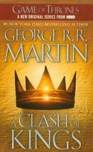 A Clash of Kings (A Song of Ice and Fire, Book 2) [Mass Market Paperback] Martin image 1