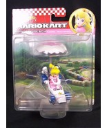 Hot Wheels Mariokart Gliders diecast Princess Peach B Dasher PARASOL NEW - $13.06