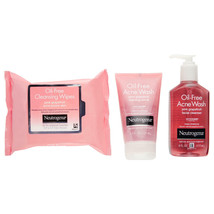 Neutrogena Oil-Free Pink Grapefruit Acne Pack BRAND NEW - $28.49