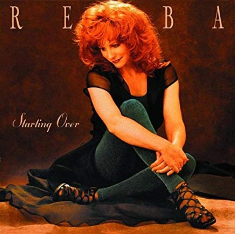 Starting Over by Reba McEntire Cd