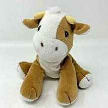 Precious Moments TENDER TAILS Plush Brown & White Cow #475890 1998 Stuff... - $9.00