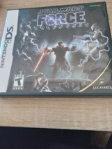 Nintendo DS Star Wars: The Force Unleashed image 1