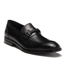 Cole Haan Men's Warner Grand Bit Loafer Leather Apron Toe Dress Shoe Black - $99.12