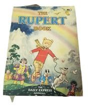 The Rupert Book Children's Book 1948 Daily Express Annual England - $34.99