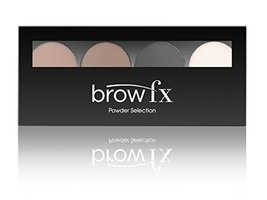 Brow Powder Selection - Medium-Dark Brown
