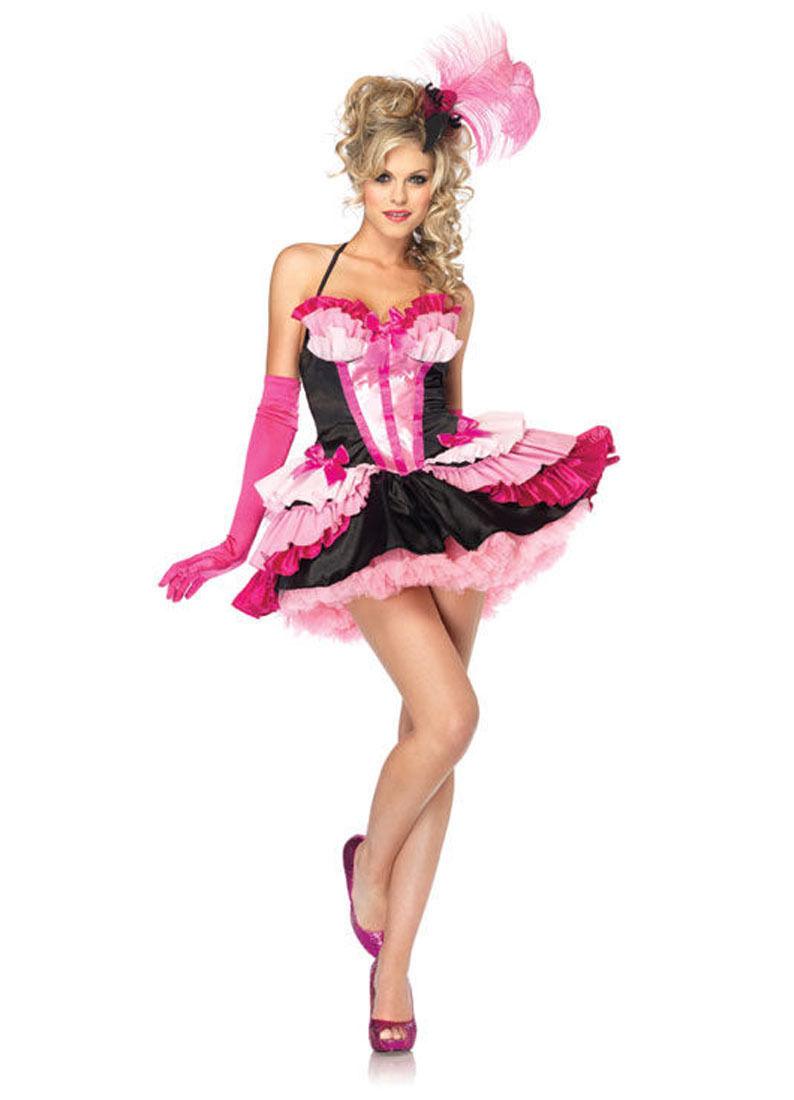 34b573f1a957 BIG SALE Sexy Women's Adult Pretty Pinky Flamingo Halloween Costume Dress -  $60.95
