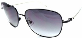 Calvin Klein CK 1158S 001 Sunglasses 55x16x130 Black / Gray Gradient AUT... - $27.84