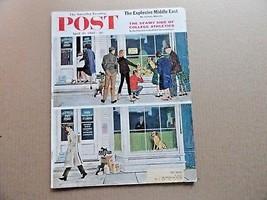 Saturday Evening Post Magazine April 30 1960 Complete - $9.99