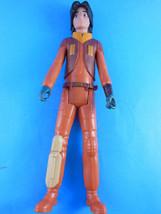"10"" Star Wars Rebels Hero Series Ezra Bridger action figure Hasbro 2014  - $4.94"